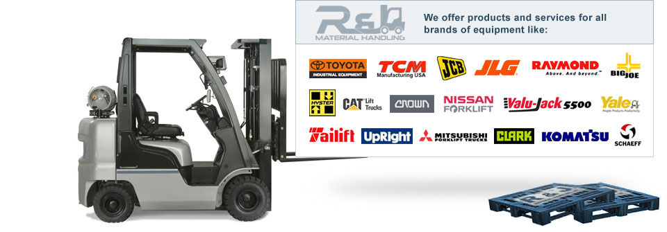 Southern California Forklift Sales, Service, Supplies, Rental, and